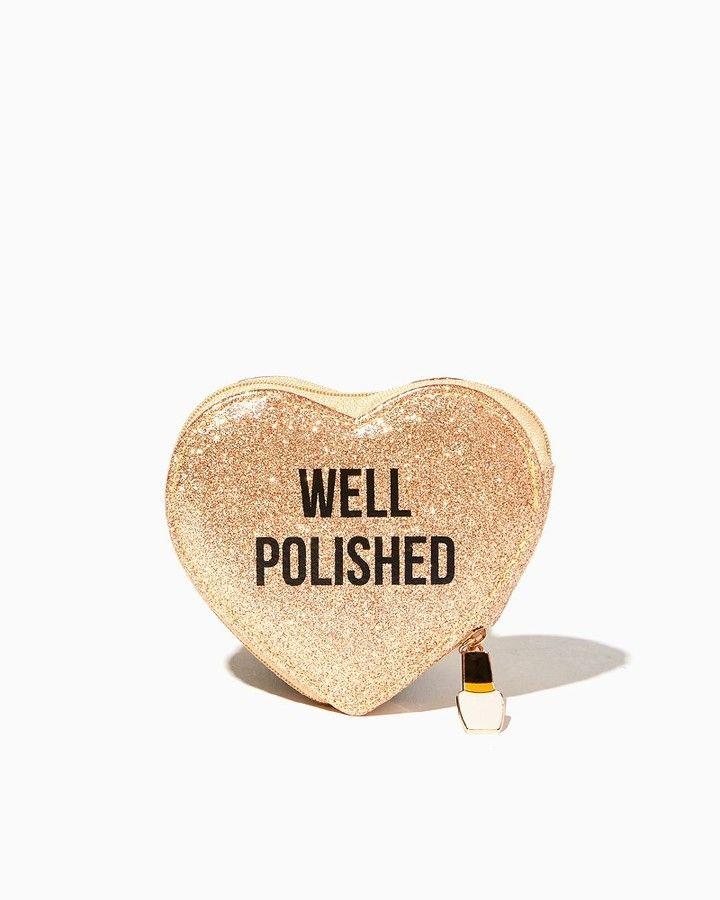 Charming charlie Well Polished Manicure Set