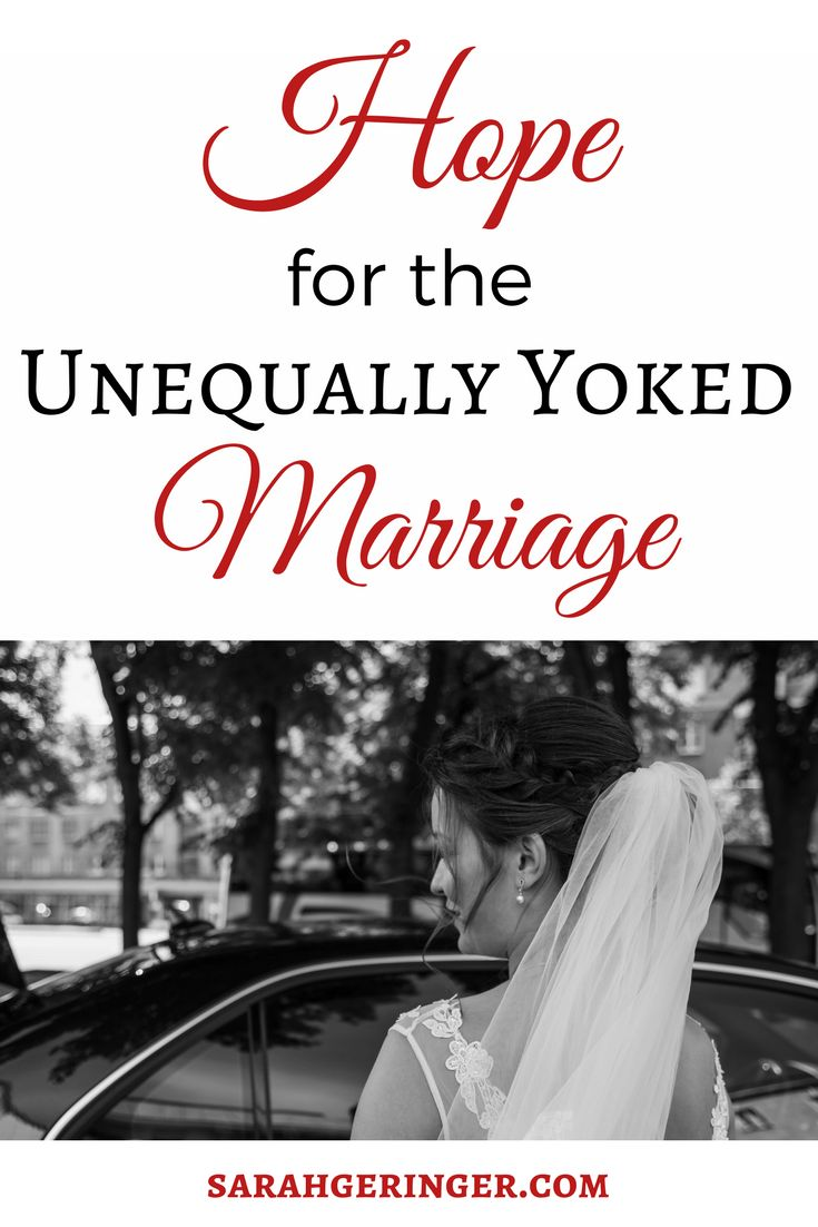 Encouragement and hope for wives in unequally yoked marriages. #unequallyyokedmarriage #troubledmarriage