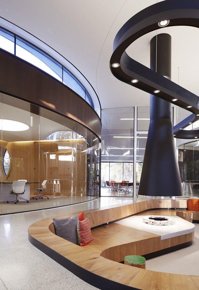Arcus Center for Social Justice Leadership, Kalamazoo College, Kalamazoo, MI, by Studio Gang Architects