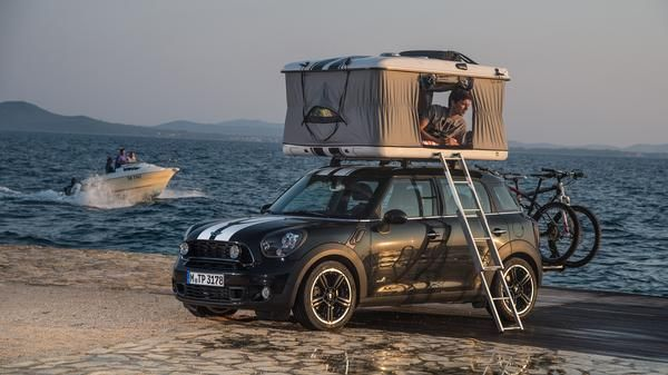 Camping Minis: Roughing it in miniature