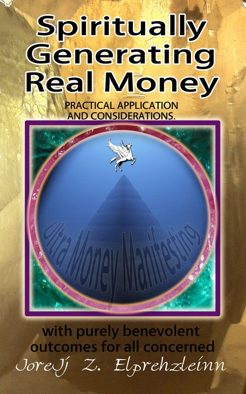 How to generate funds from the inside out using mystical means.