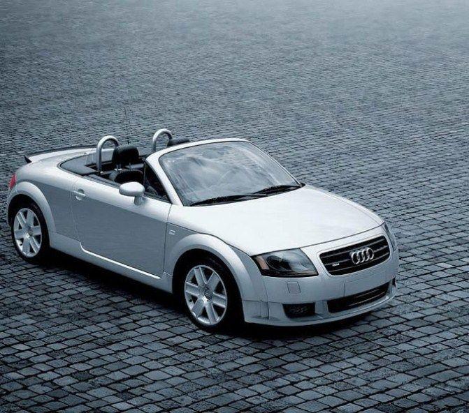 2006 Audi Tt 180 Roadster Fronttrak ♔ Audi ♔ Pinterest