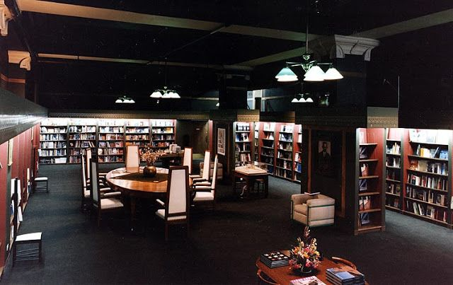 Amazing bookstores design - azee