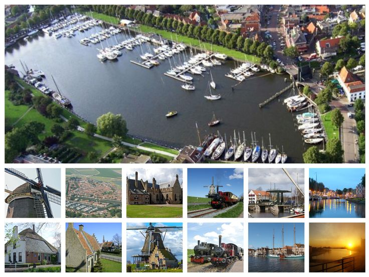 Medemblik aan het IJsselmeer, bed&breakfast Opperdoes