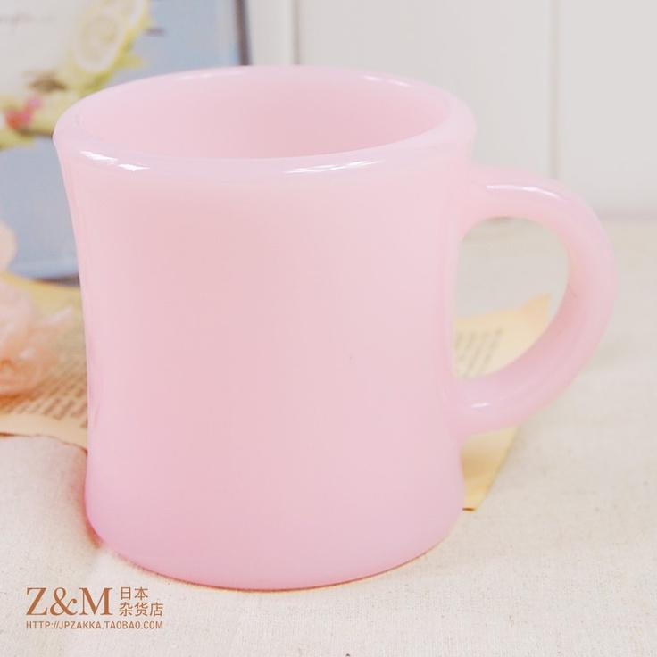 Pink mug @INDI Interiors Sharp