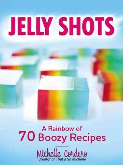 Ditch those boring wine glasses and clunky beer mugs, and serve up these deliciously fun jelly shots at your next party! Jelly Shots is a colorful collection of inventive shots that transforms the sho