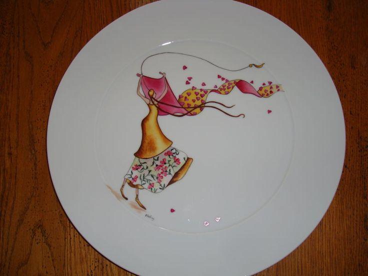 3630 best peinture sur porcelaine 2 images on pinterest for Decoration sur porcelaine
