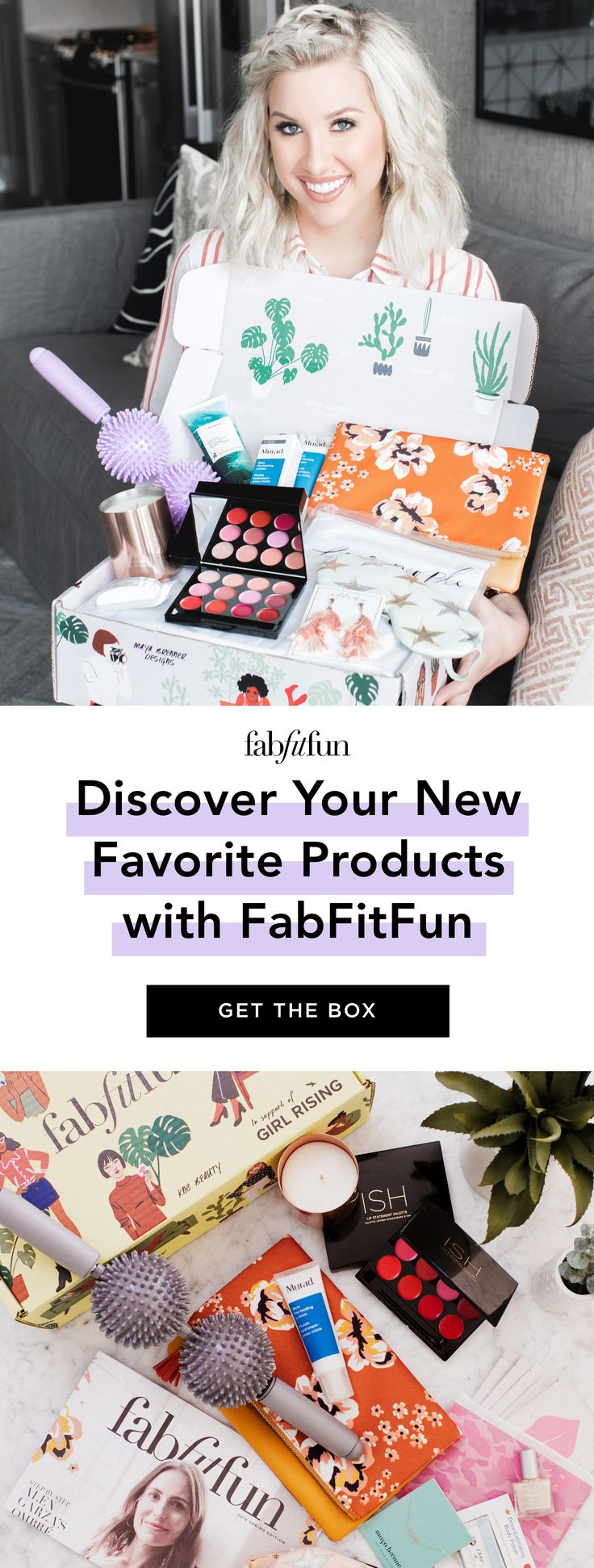 See why Savannah calls FabFitFun a MUST-HAVE & get 20% off your 1st box with code BRIGHT!