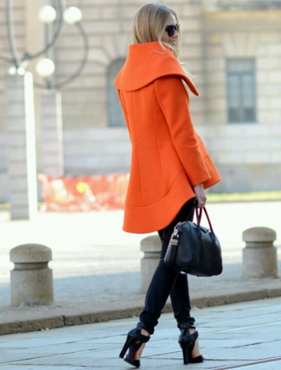 fall colors love the coat