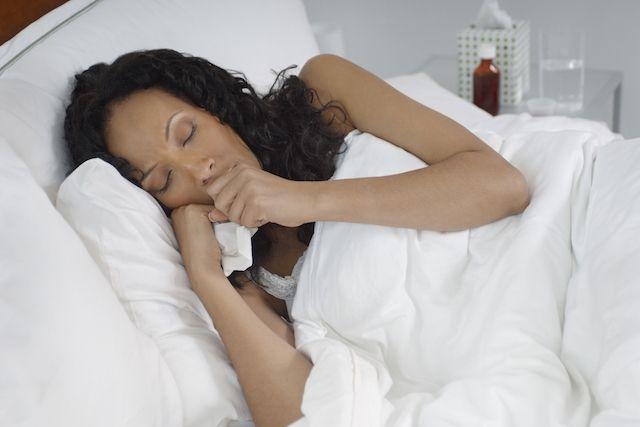 Como parar de Tossir à Noite