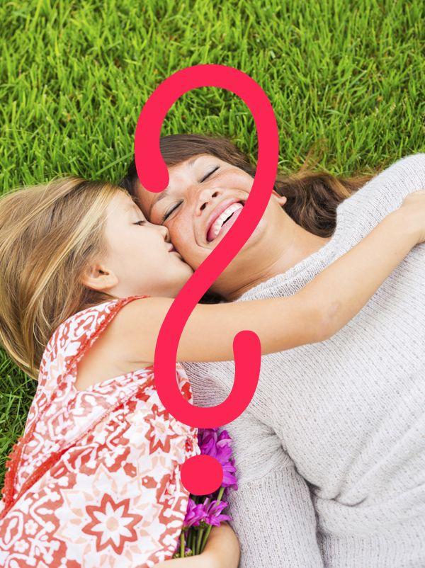 Quiz : la fête des mères