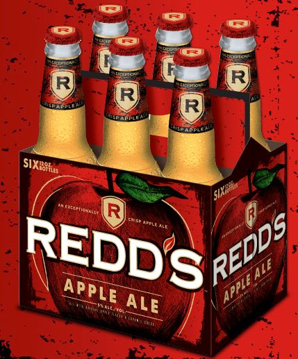 Redd's Apple Ale- Comparable to cider beers. Very close.