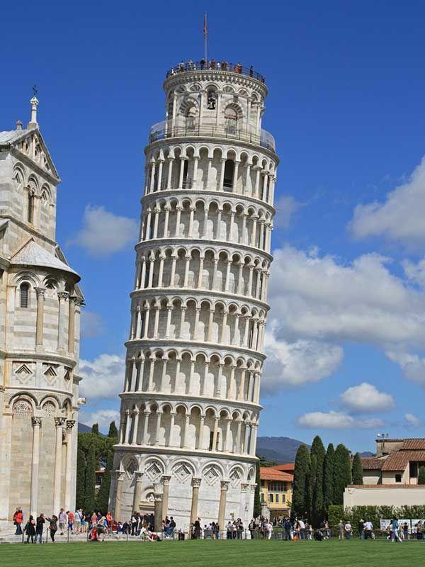 Pisa: Nicht nur eine schiefe TurmStadt der ToskanaStadt der ToscanaMenos besuchte, dass ihre nachbarin Florenz, dieser wunderschönen stadt in der Tos...
