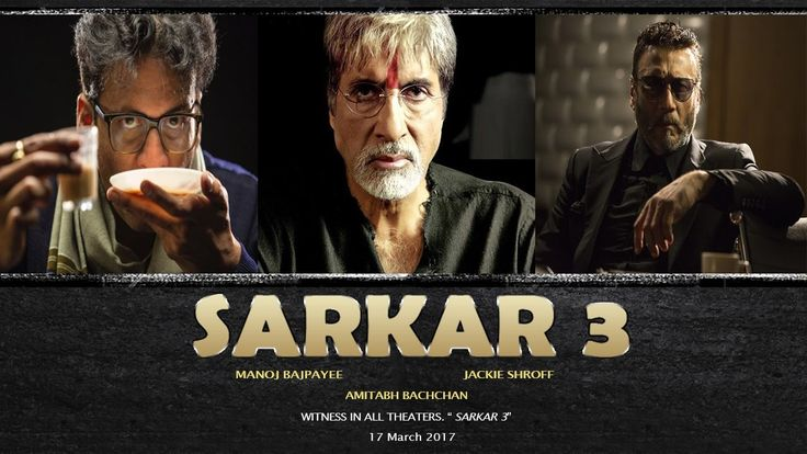 The Latest #Movie #Trailer Of #Sarkar 3 Is Out!