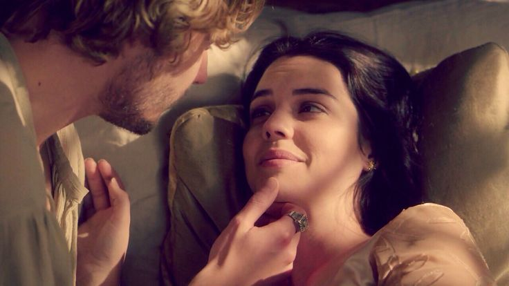 "Reign episode 8 ""Fated"" Mary & Francis"
