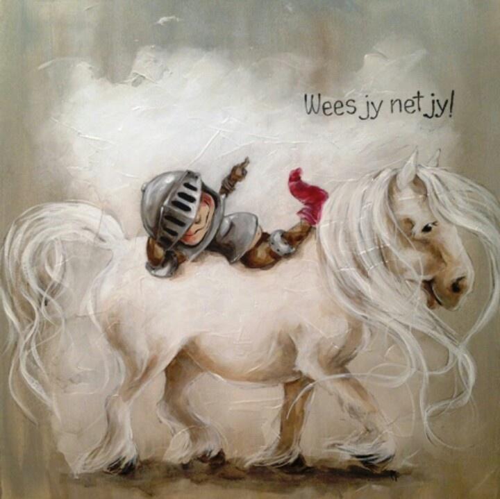 Wees net jy! Alice Art