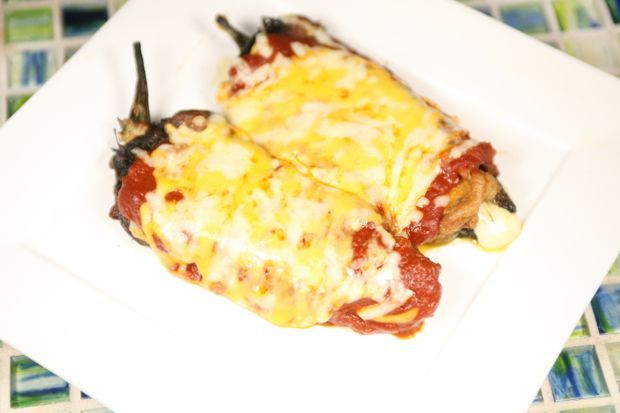 Low Carb Chile Rellenos. Spice things up for Valentines with some yummy Low Carb Mexican food.