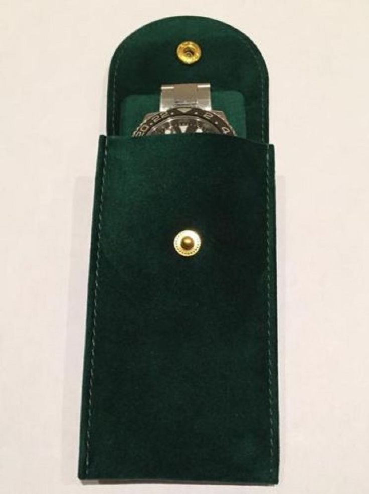 Original Rolex protective / carrying case +  cleaning cloth (set)... #Rolex