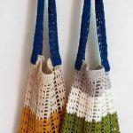 Zu kopieren: 20 Crochet Tote Bag Templates   – Collares indígenas olores o ndivrnaz
