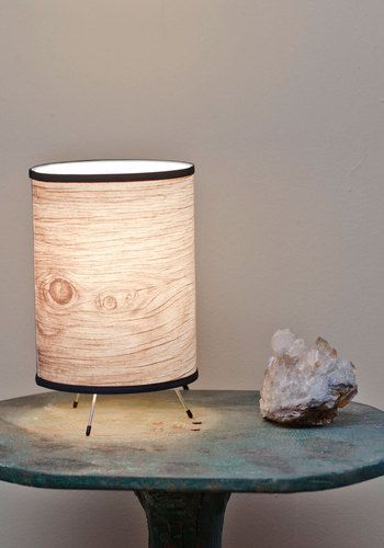 Are You Afraid of the Bark Lamp, #ModCloth