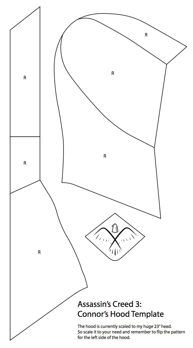 Head pattern