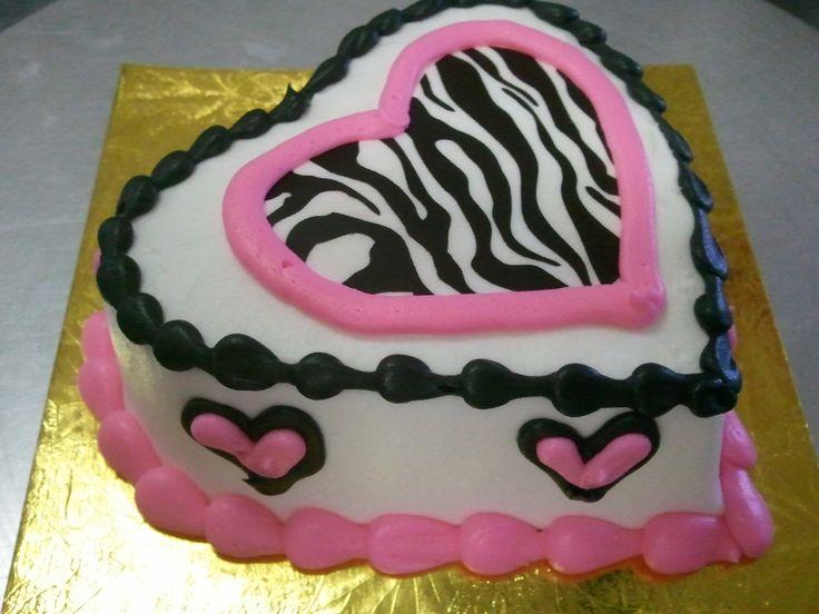 Pink Zebra Cake Images