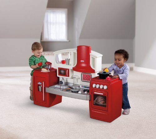 Little Tikes Brick Oven Pizza Kitchen Amazon