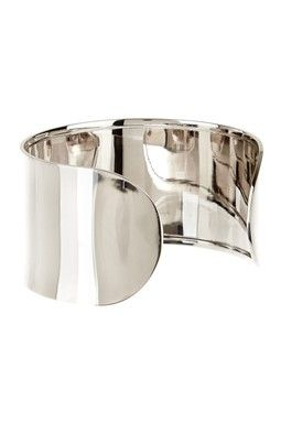Stunning Sterling Silver: Jewelry Blowout: Sterling Silver Plain Cuff