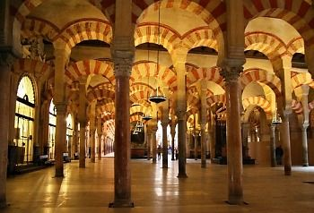 Mezquita de Cordoba - Cordoba, Spain
