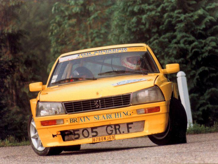 #Peugeot 505
