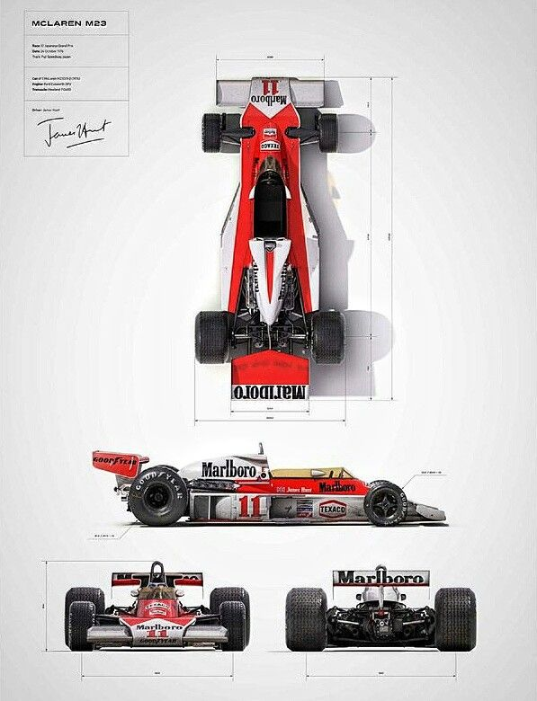 James Hunt | 40 Years A Champion