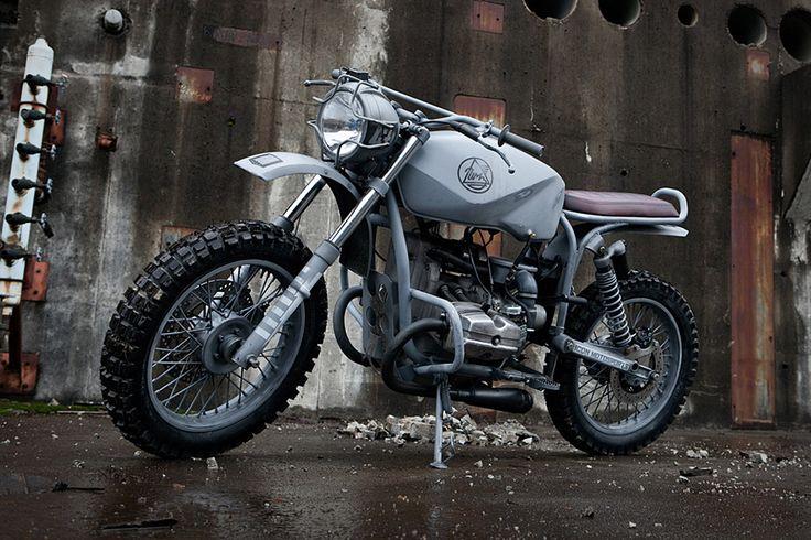 Quartermaster Motorcycle