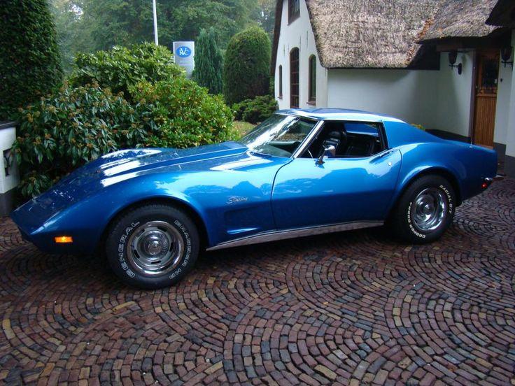 Chevrolet Corvette Stingray 1973