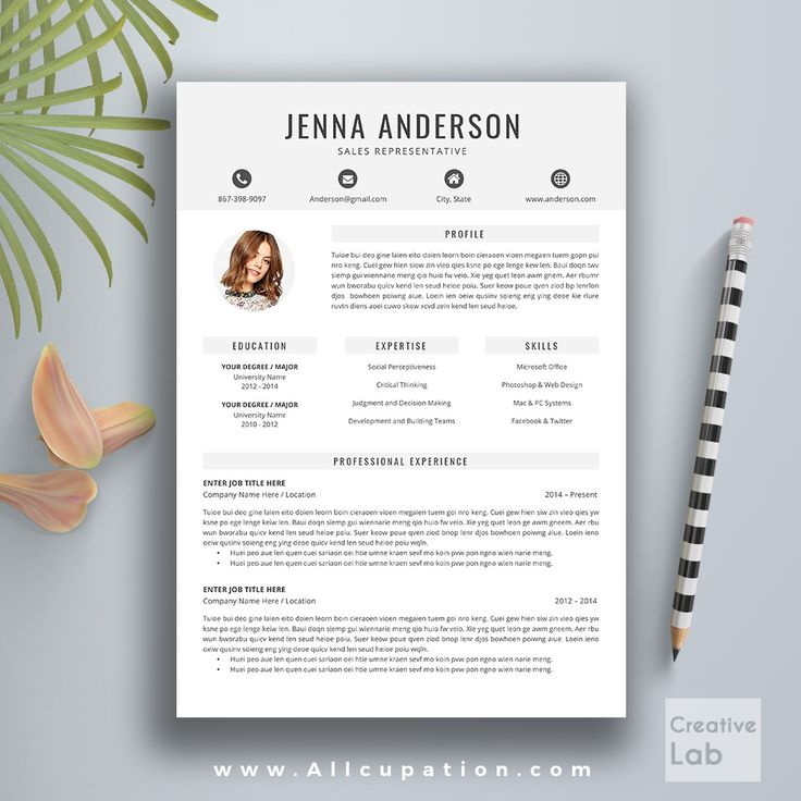 Best Creativelab Resumes Images On   Cover Letters