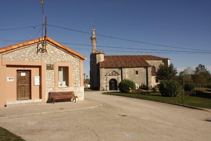 Olmos de Atapuerca, Burgos, Camino de Santiago