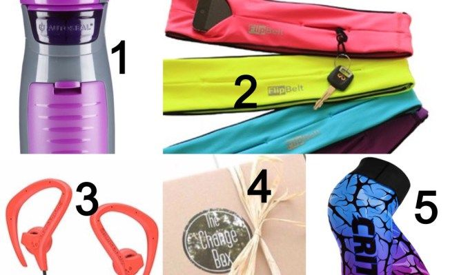 Top 5 gift ideas for the Fitness Lover in your life! | Fit.Fabulous.Beautiful
