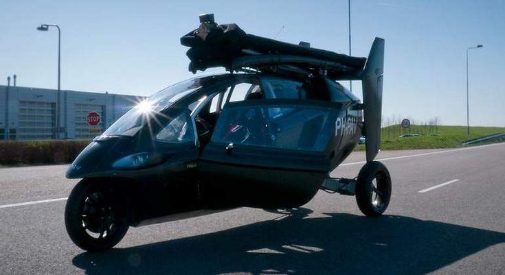 PAL-V Liberty: el coche volador ya es una realidad que llegará en 2018 - Ecomotor.es