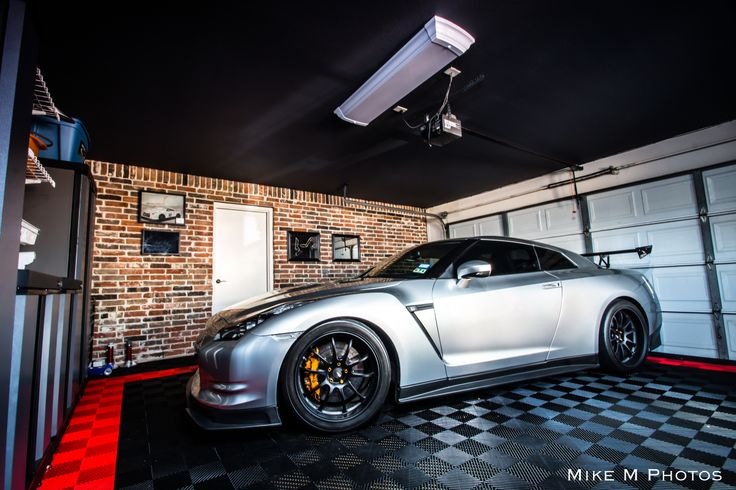 17 best images about cool garages cool cars hot rod for Cool garage floors