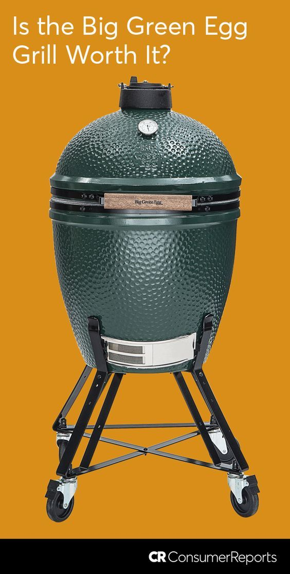 Does anyone really need a $1,120 charcoal grill? This ceramic beast of a charcoal grill and smoker has hatched numerous copycat cookers and die-hard devotees, who call themselves Eggheads. We tested the Big Green Egg for performance to help you answer the question. (Photo Credit: Jamie Chung)