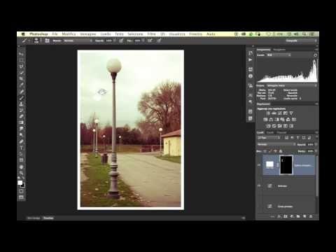 Photoshop CC Tutorial - Cornici e Bordi personalizzati - YouTube