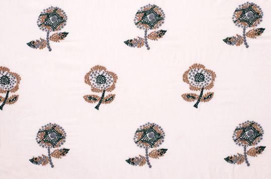 chum: embroidery | minä perhonen