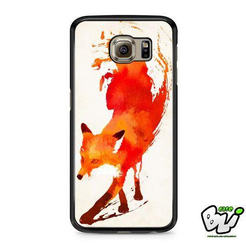 Wolf Fox Samsung Galaxy S7 Case