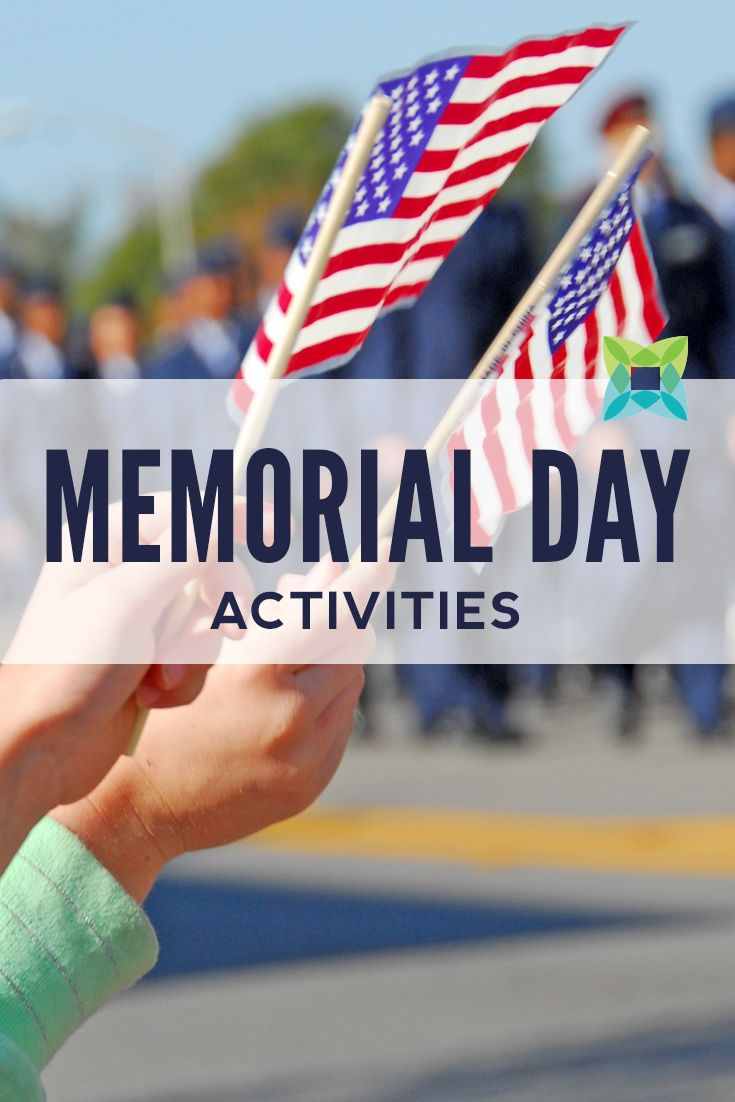 Enjoy These Memorial Day Activities For Seniors With Your