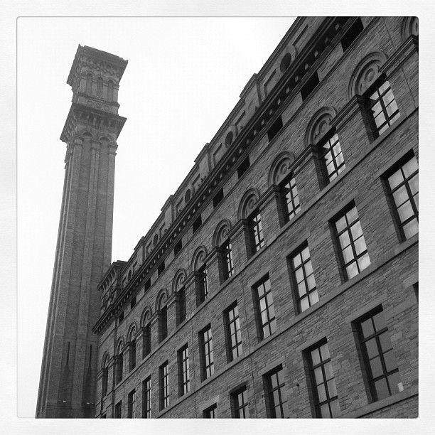 Lister Mills, Bradford