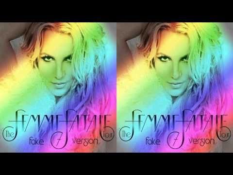 Britney Spears - Gasoline (Femme Fatale Tour Fake Studio Version) - YouTube