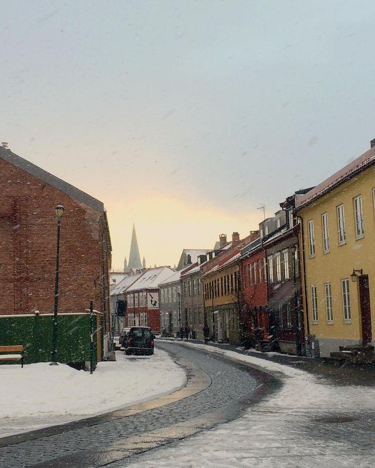 🌺🍃Mona Eidem🍃🌺 @monaeidem - Winter revisit #bakklande...Yooying