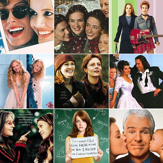 Do A Mother-Daughter Day Movie Fest on Mothers Day (or any day)- 14 Good Ones