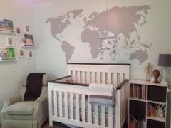 Image result for world traveler nursery theme