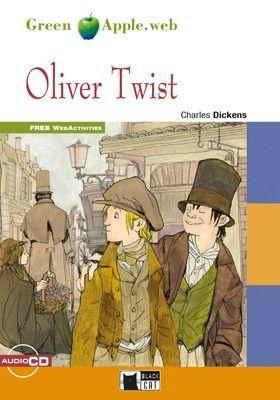 Black Cat - Cideb - Oliver Twist (New Edition)