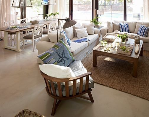 Living Decoracion Revista ~ Sal?n, casa de verano Revista El Mueble  Decoraci?n  Pinterest